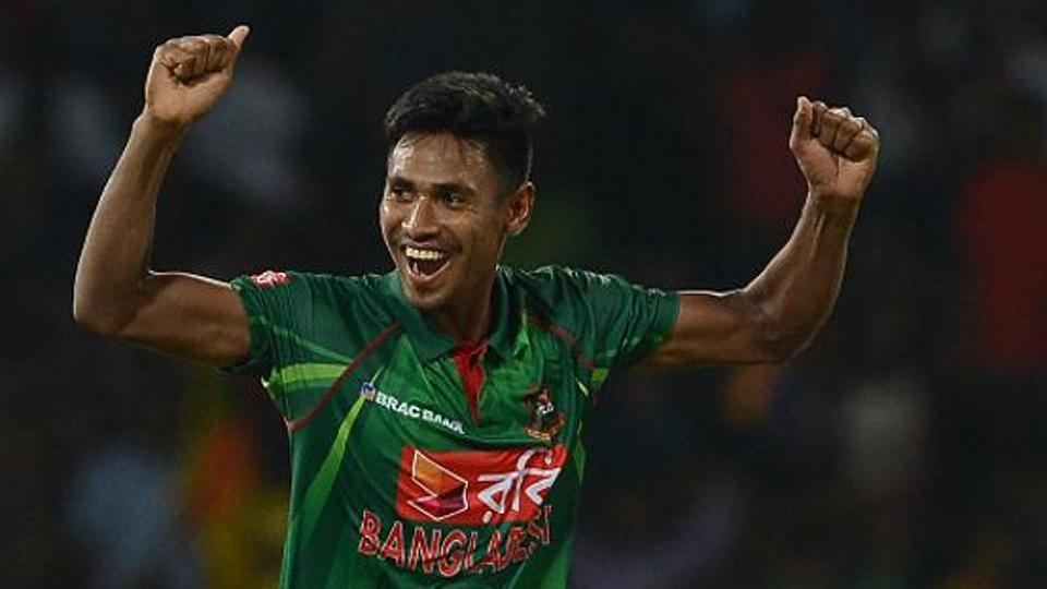 Mustafizur Rahman unlikely to feature in the West Indies Test series