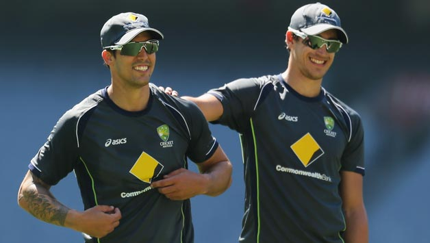 The Mitchs - Johnson and Starc will raise hell for KKR