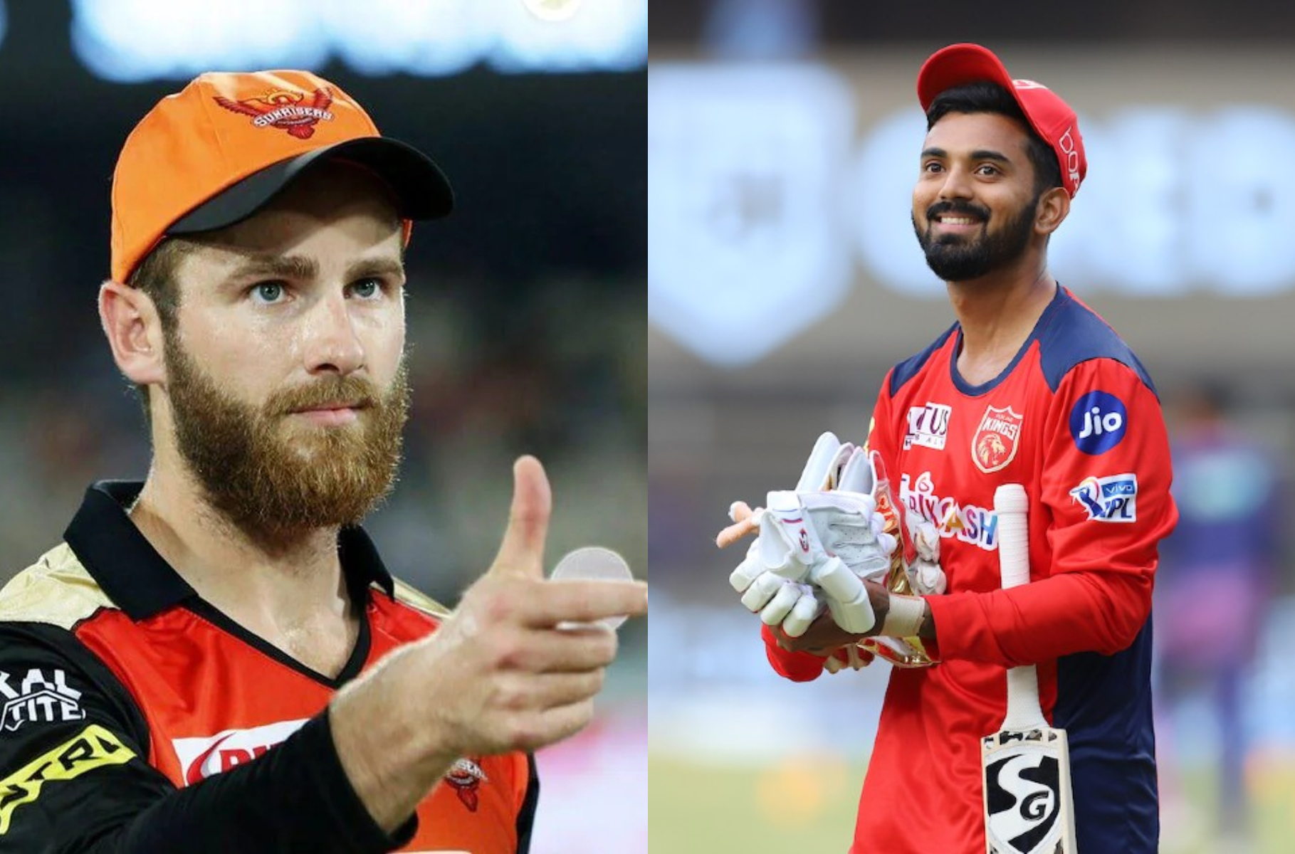 SRH had defeated PBKS in their previous encounter in Chennai in IPL 2021 | BCCI-IPL