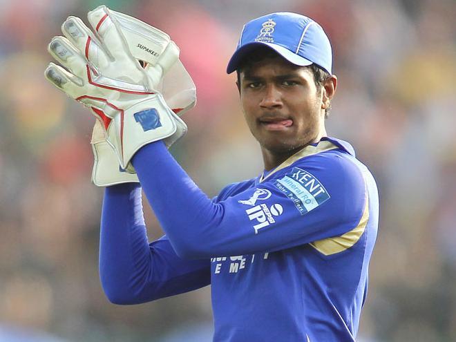Samson goes back to Rajasthan Royals in IPL 2018. (AFP)