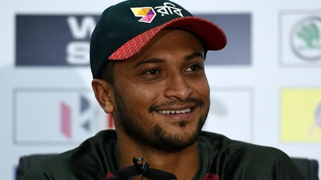Nidahas Tri-series 2018: Shakib Al Hasan focussed on India final after last-over fracas against Sri Lanka
