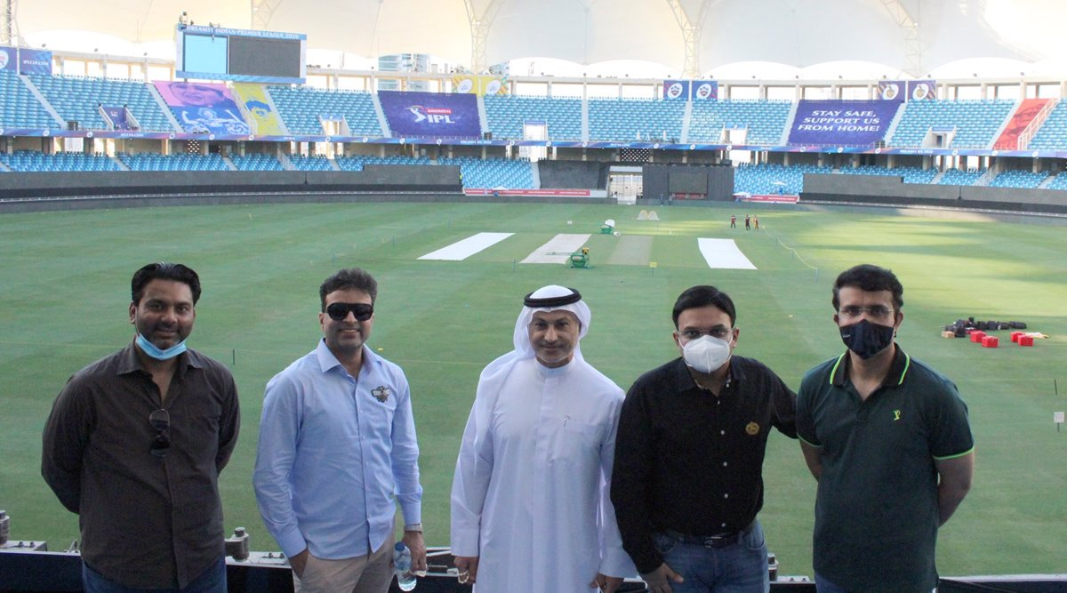 BCCI and Emirates Cricket Board signed a MoU on Saturday (Source: Jay Shah/Twitter)