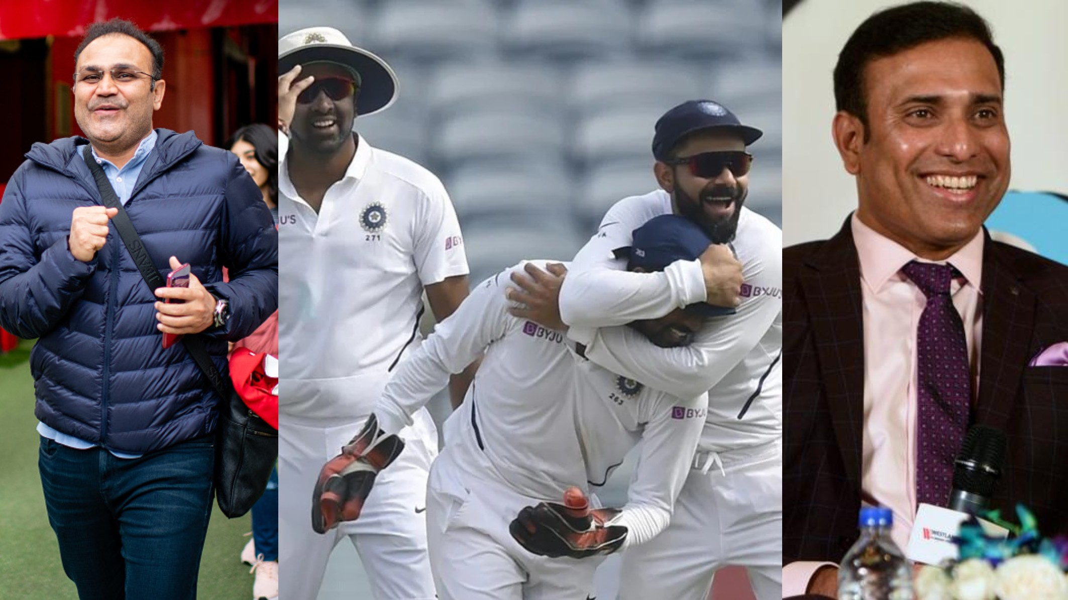 IND v SA 2019: Cricket fraternity celebrates as India beats South Africa by an innings and 137 runs; go 2-0 up