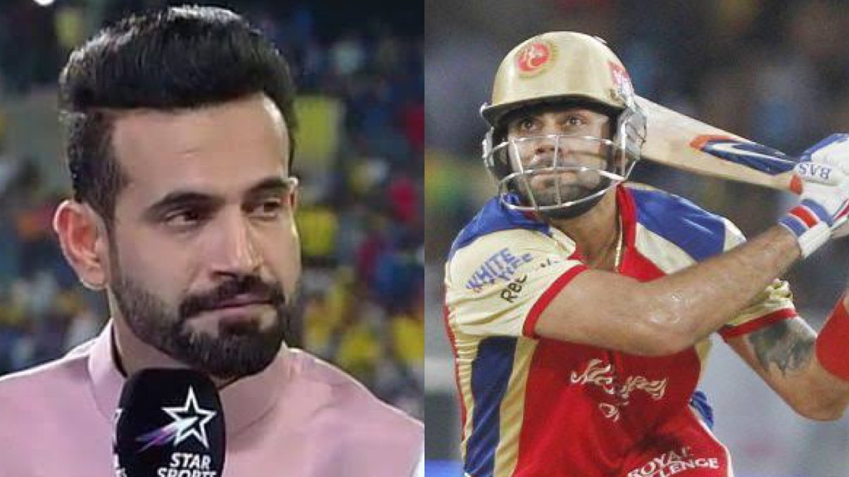 IPL 2021: He was on page 3, but never sidelined cricket- Irfan Pathan shares his first impression of Virat Kohli