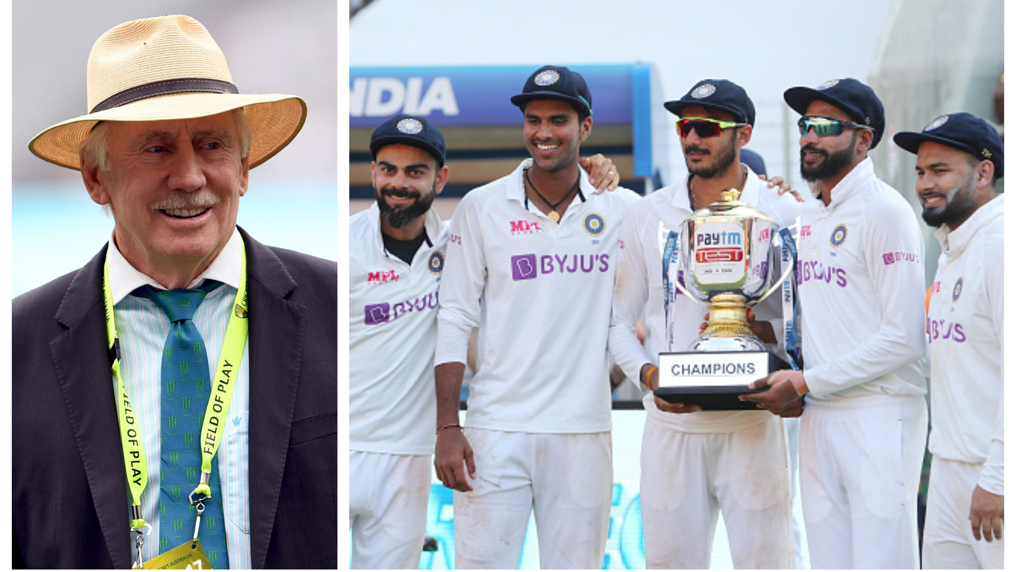 Ian Chappell expects India to replicate dominance of West Indies and Australia's past teams