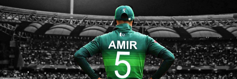 Pakistani pacer Mohammad Amir | Mohammad Amir Twitter
