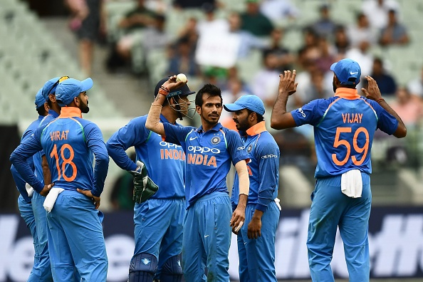 Yuzvendra Chahal picked career best 6/42 to rout Australia for 230 | Getty