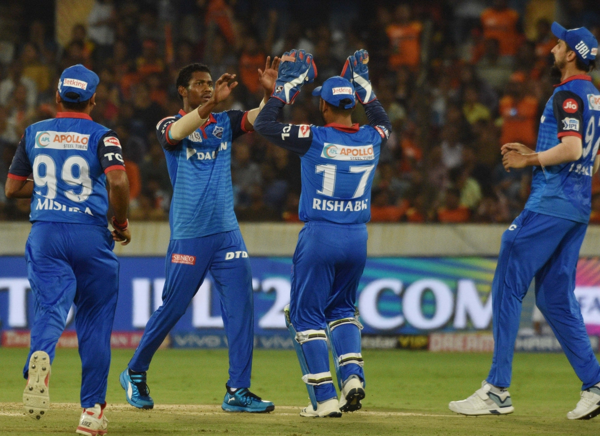Paul delighted to contribute in winning cause for DC v SRH | IANS