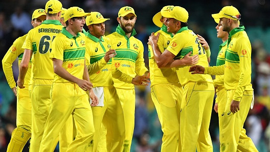 AUS v IND 2018-19: First ODI - Statistical Highlights