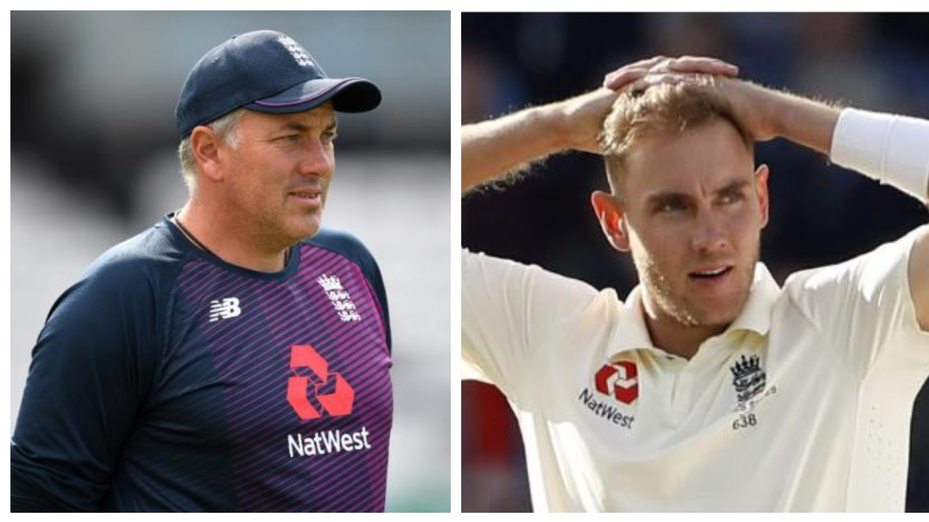 ENG v WI 2020: Coach Silverwood non-commital whether Broad will return for next Test