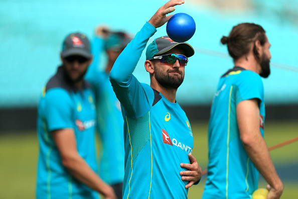 Nathan Lyon | Source Getty