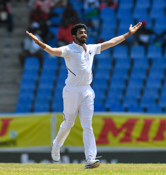 Bumrah headlined the BCCI Annual Awards function   Getty