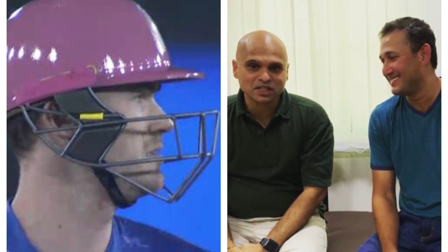 IPL 2019: WATCH - Ashton Turner gets an advice from 'Bombay Duck' Ajit Agarkar