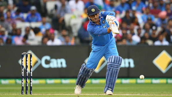 Fans exhilarated after ICC sets MS Dhoni's picture as cover image