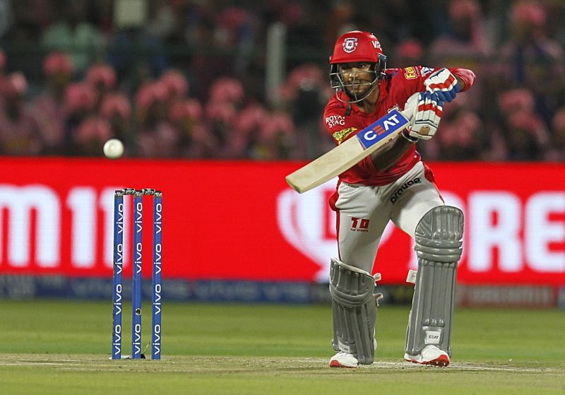 Mayank Agarwal needs to perform for Kings XI Punjab as per talent.