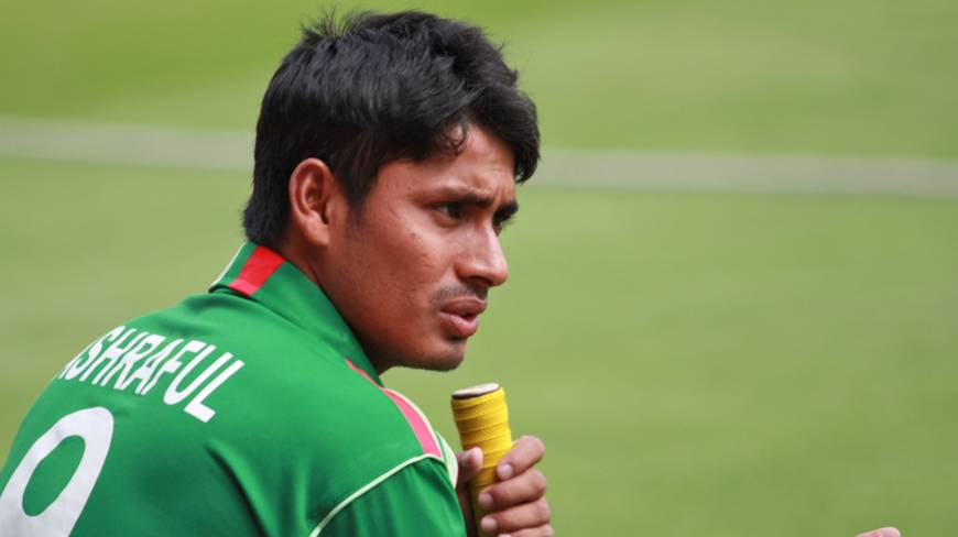 Mohammad Ashraful has been left out of thee initial squad. (BD 24)