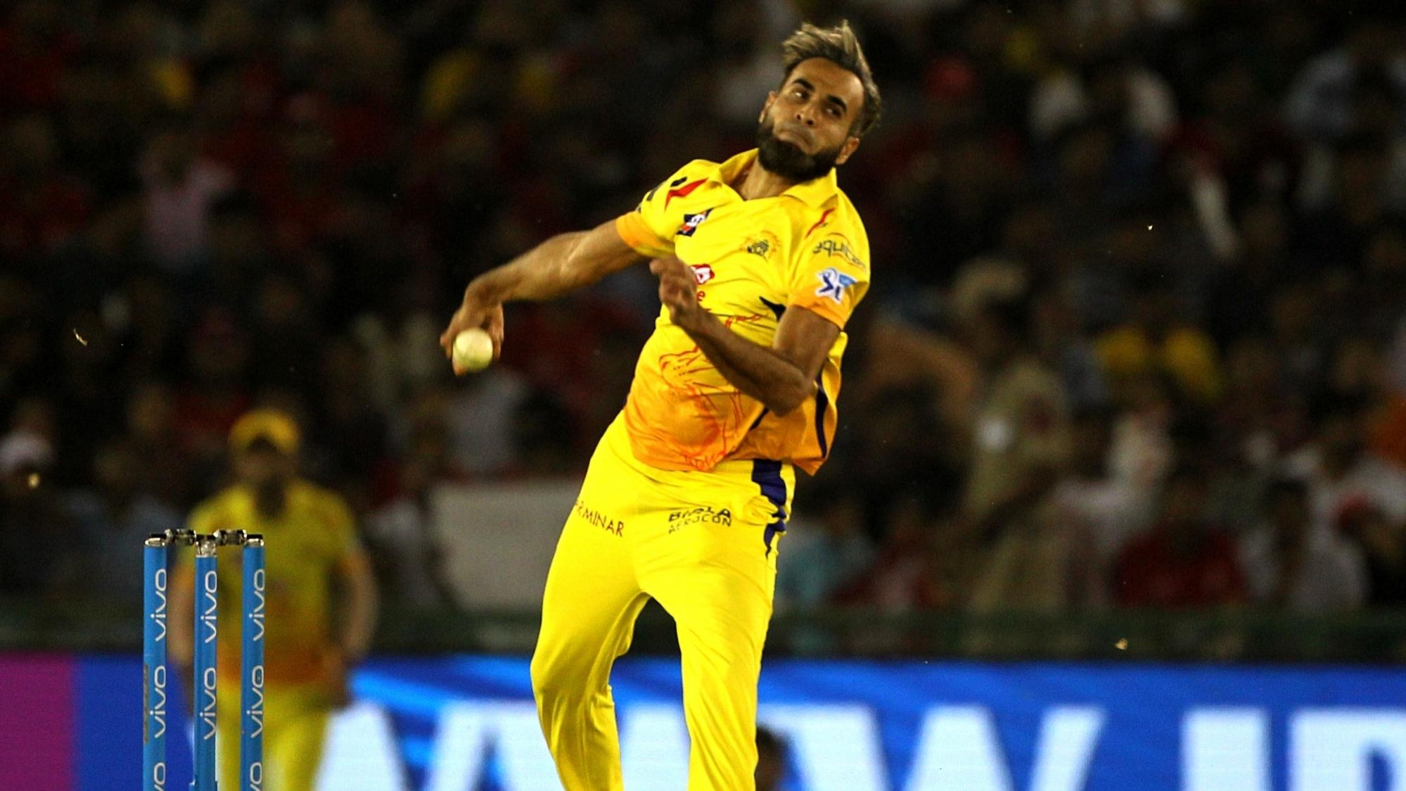 IPL 2018 : इमरान ताहिर को डीडी और सीएसके के बीच हुए मुकाबले के बाद संदीप लेमिछाने के मेंटर की भूमिका में देखा गया