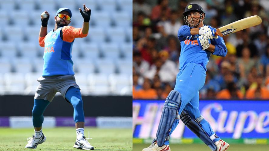 NZ v IND 2019: Suresh Raina and S Badrinath backs MS Dhoni at no.4 batting position