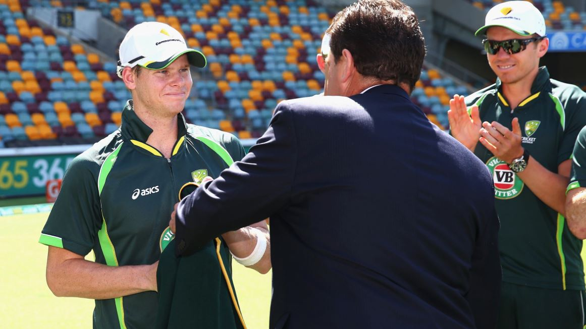 Mark Taylor backs Steve Smith to resume captaincy of  Australia once completing the ban