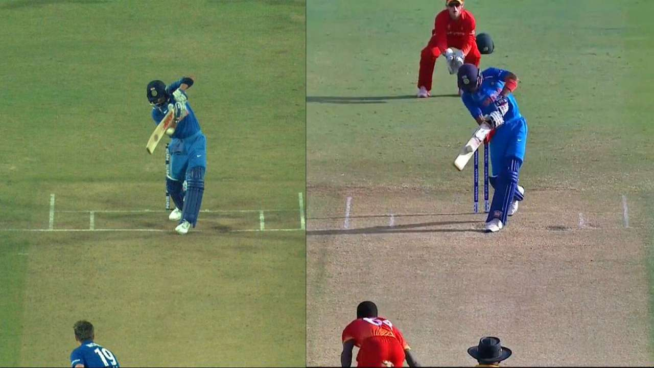 Watch: Shubman Gill shows shades of Virat Kohli while executing different strokes