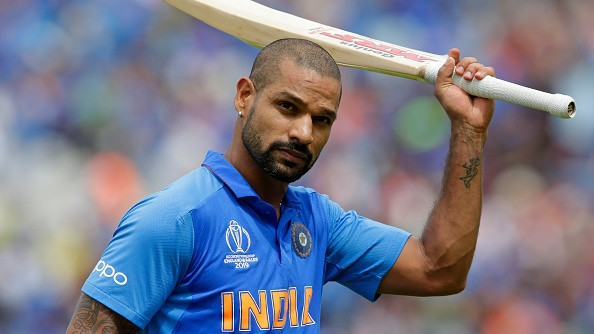 WI v IND 2019: Shikhar Dhawan fit and available for the West Indies tour selection