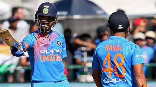 IRE v IND 2018: Rahul, Raina and spinners take India to 143 runs win; secure series 2-0