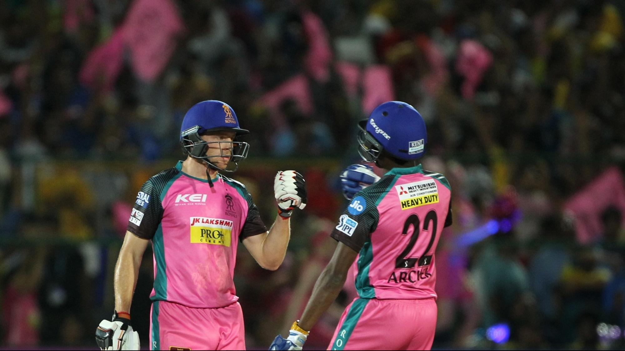IPL 2018 : जयदेव उनादकट के अनुसार जोस बटलर को और भी बल्लेबाज़ों के समर्थन की हैं जरुरत