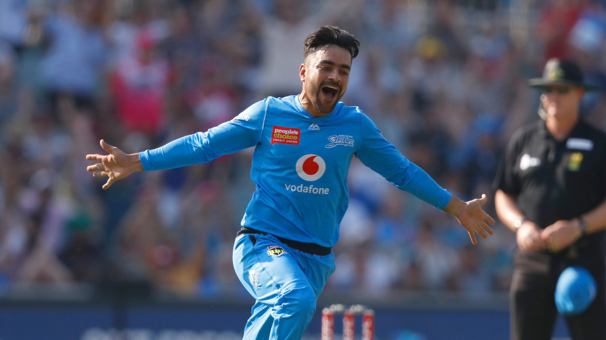 Rashid Khan says 'allow bowlers to bowl 2 overs from one end' to speed up proceedings in BBL