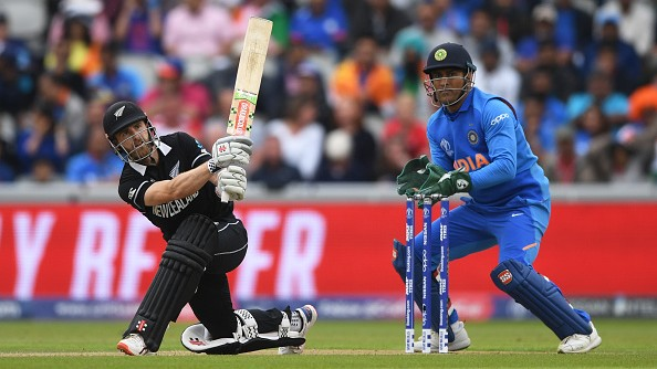 CWC 2019: SF1- New Zealand makes 211/5 in 46.1 overs as rain forces match into reserve day