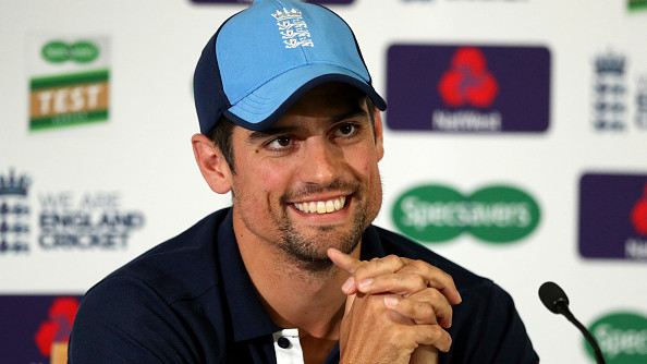 ENG v IND 2018: Alastair Cook reflects on his career as a batsman and captain