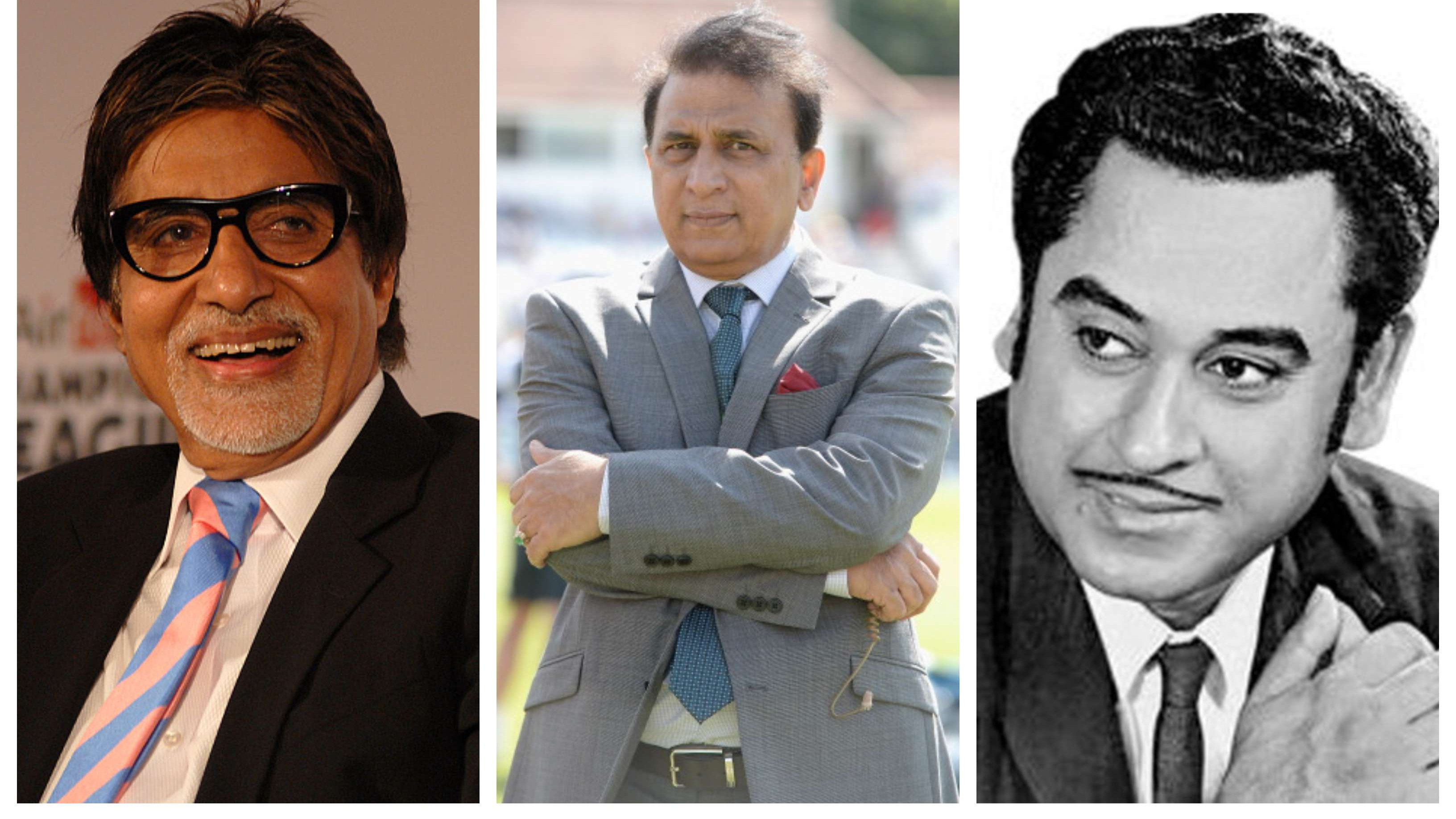 Gavaskar completes 50 years with Indian cricket, says he is humbled to be put in same bracket as Amitabh, Kishore