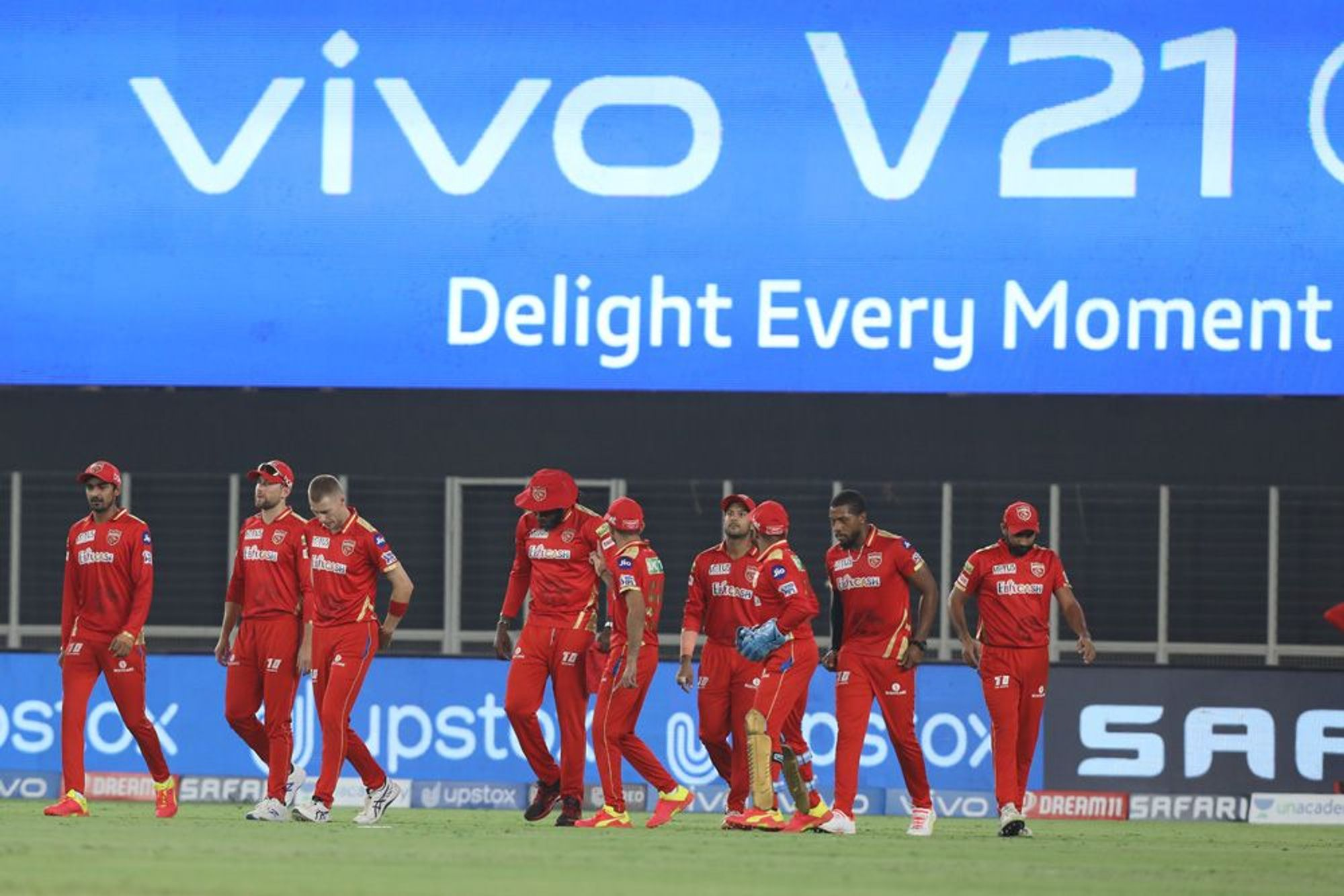 Punjab Kings have won only three matches so far in IPL 14  | BCCI/IPL
