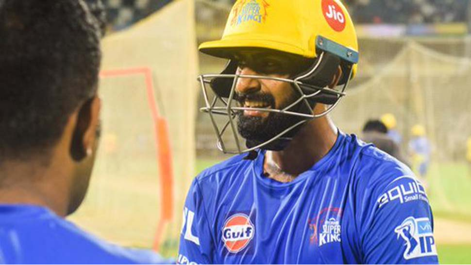 IPL 2018: N Jagadeesan learning tricks from MS Dhoni and Mike Hussey ahead of IPL
