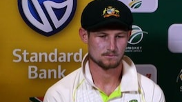 Watch – Cameron Bancroft's dubious actions during the recent Ashes series