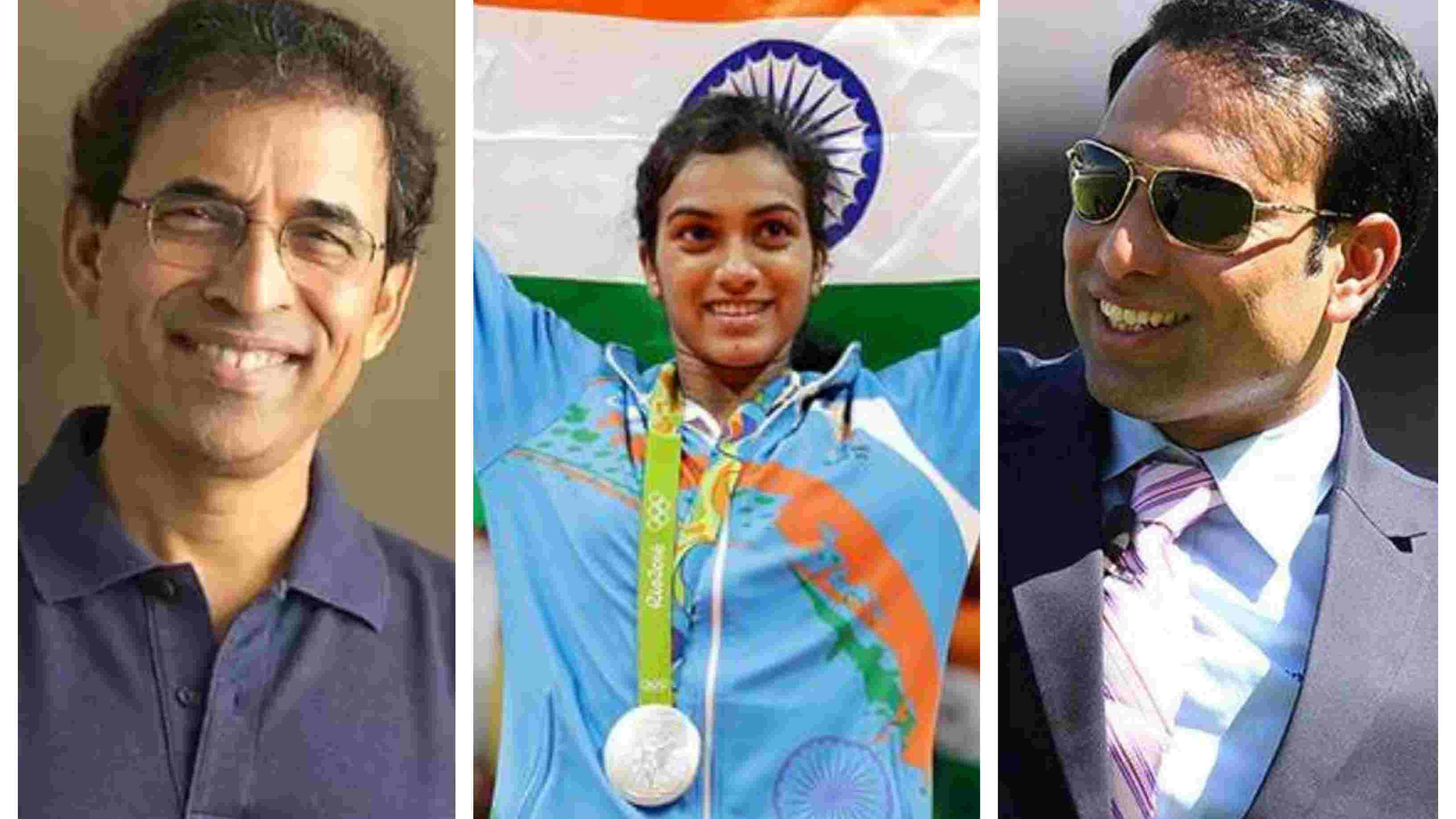 Indian cricket fraternity hails PV Sindhu after she bags Badminton silver medal in 2018 Asian Games