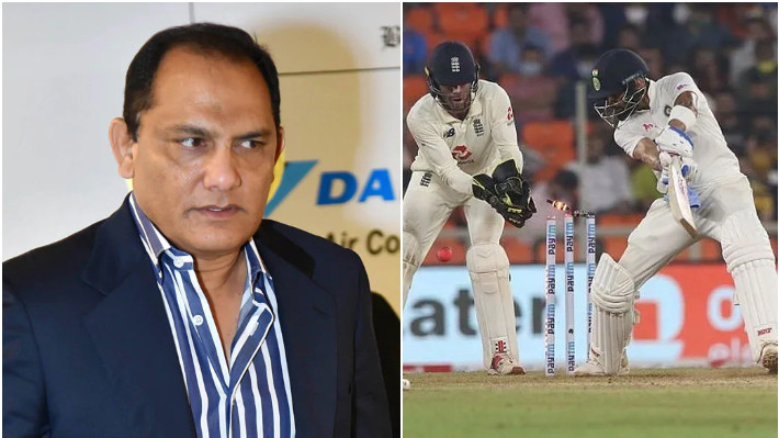 IND v ENG 2021: Mohammed Azharuddin suggests batsmen to wear shoes with rubber soles to tackle turning pitches