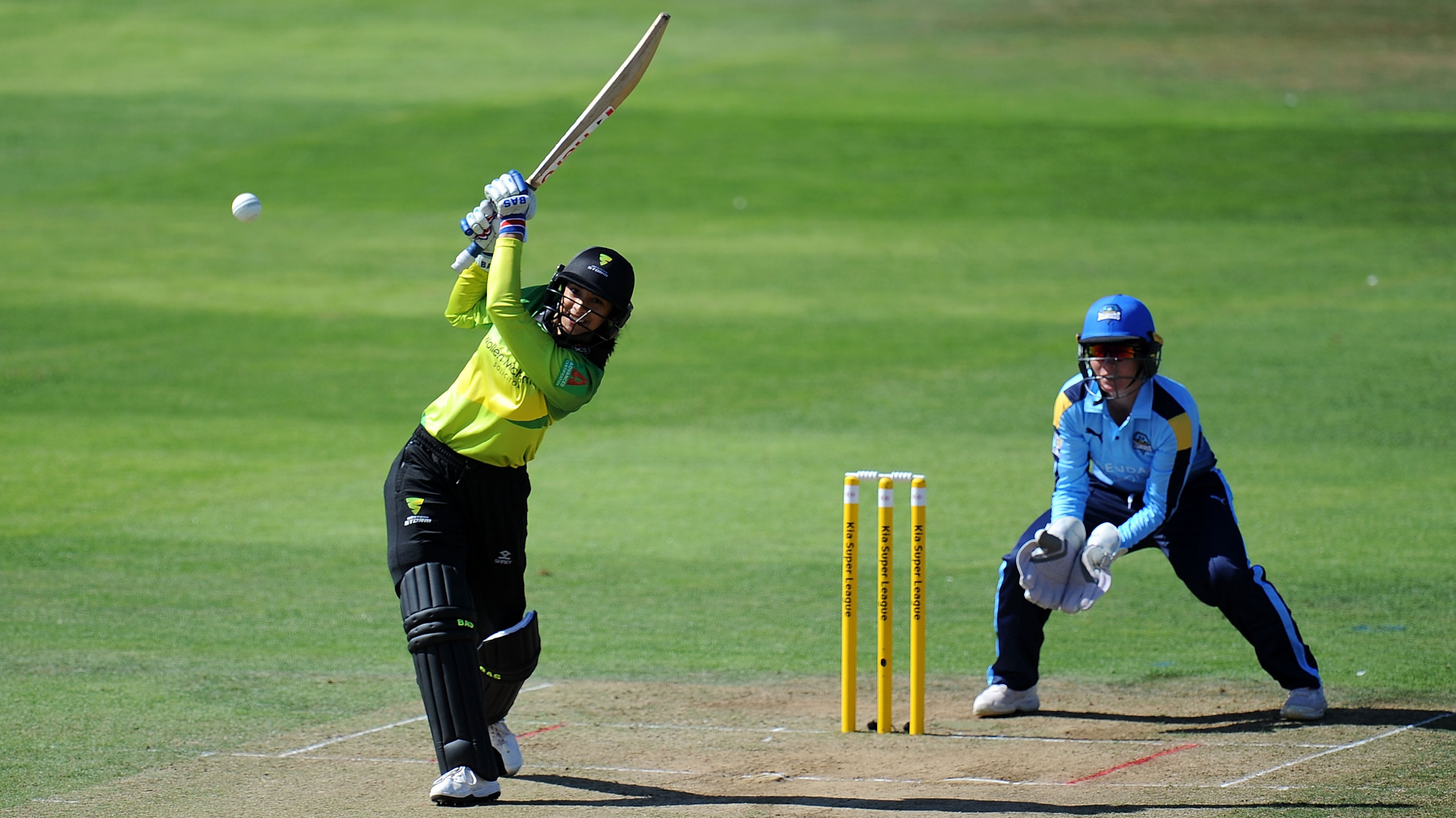 WATCH: Smriti Mandhana blasts 48 off 20 balls on her KSL debut for Western Storm