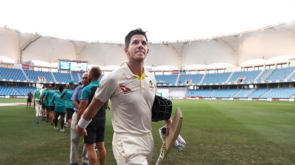 Tim Paine reveals Australian players' pact