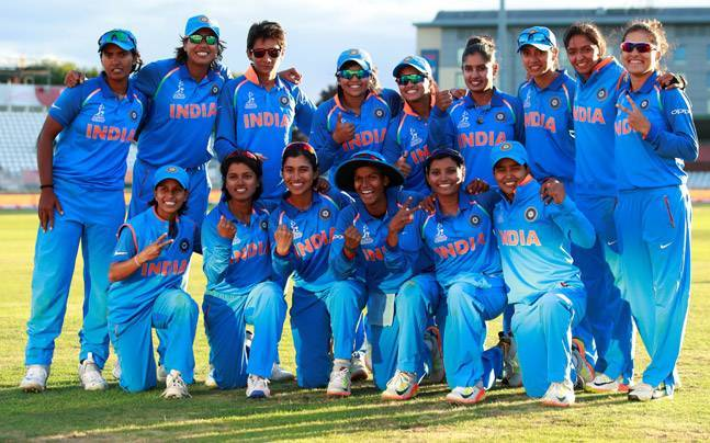 India Women's team will play 3 ODIs and 5 T20Is on South African tour