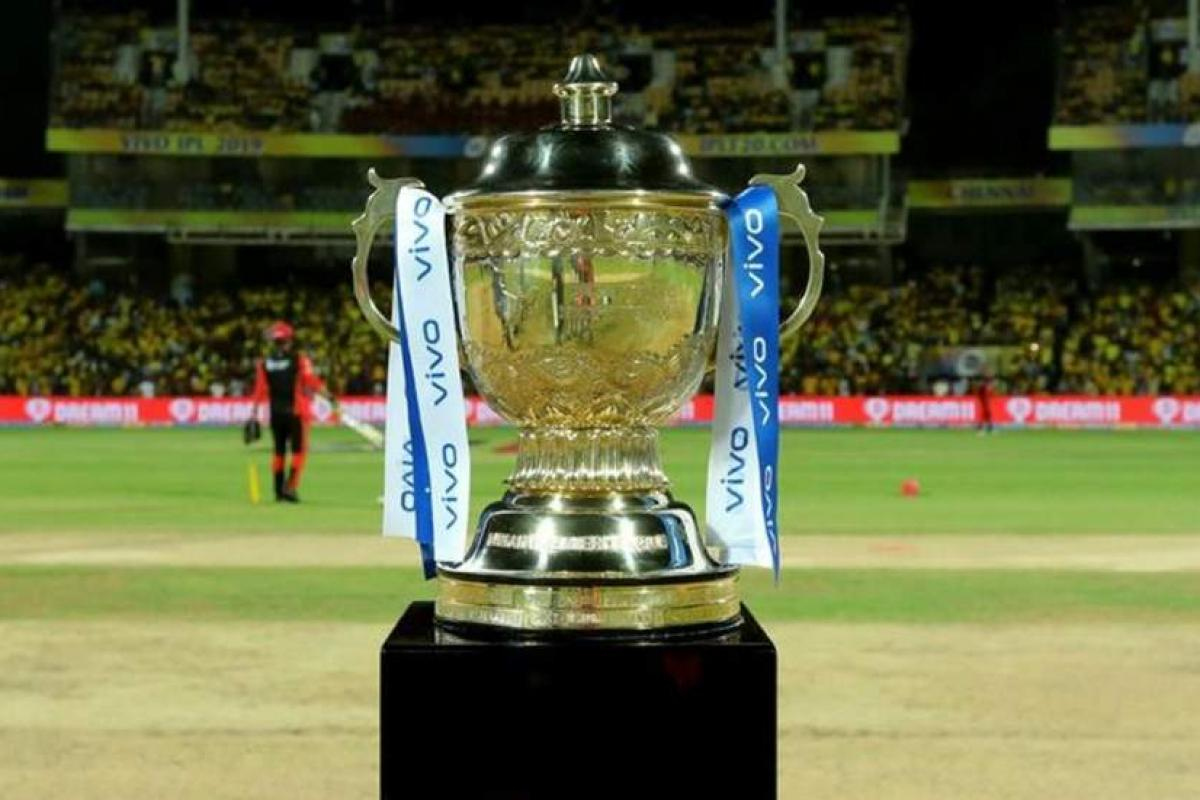 The Indian Premier League 2020 may be played from September to November this year