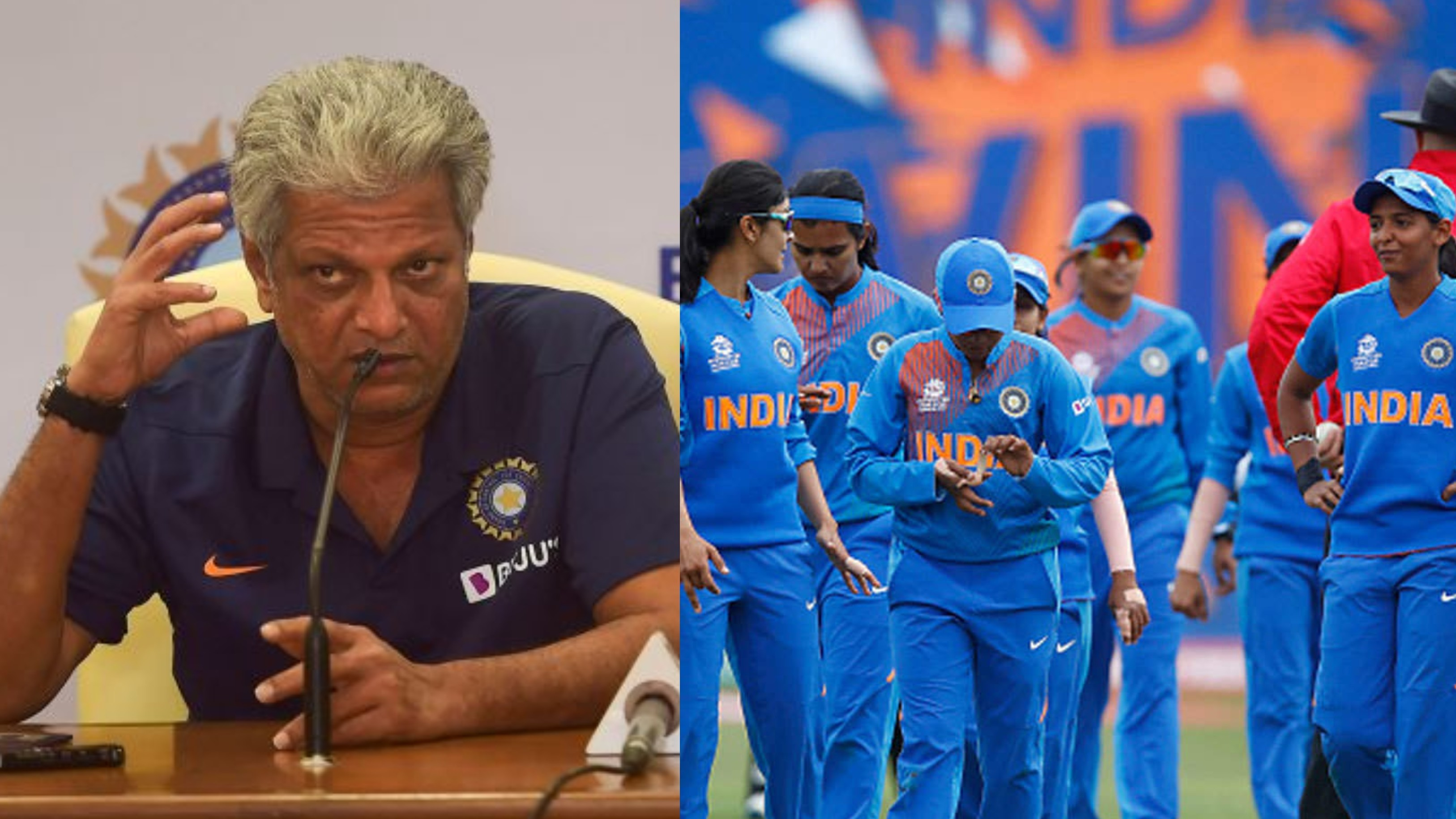 Want to create a team that will dominate world cricket, says Indian Women coach WV Raman