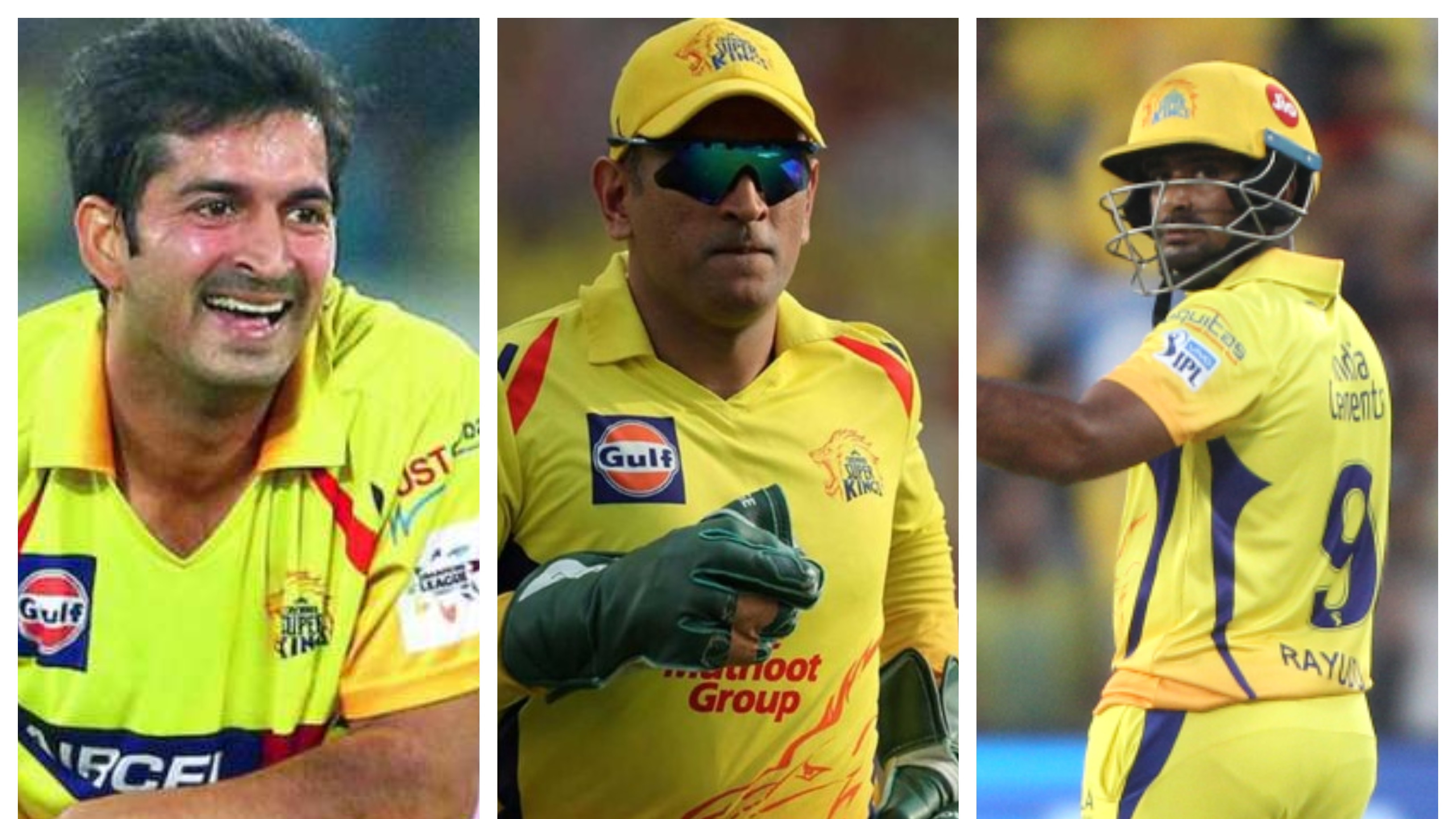 IPL 2019: Rayudu and Mohit taking confidence from the faith shown by MS Dhoni