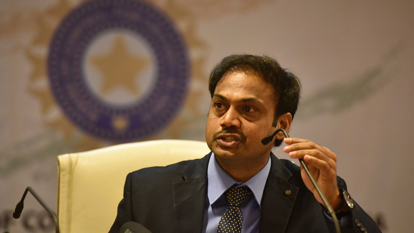 We have a good pool of wicketkeepers to replace MS Dhoni in future: MSK Prasad