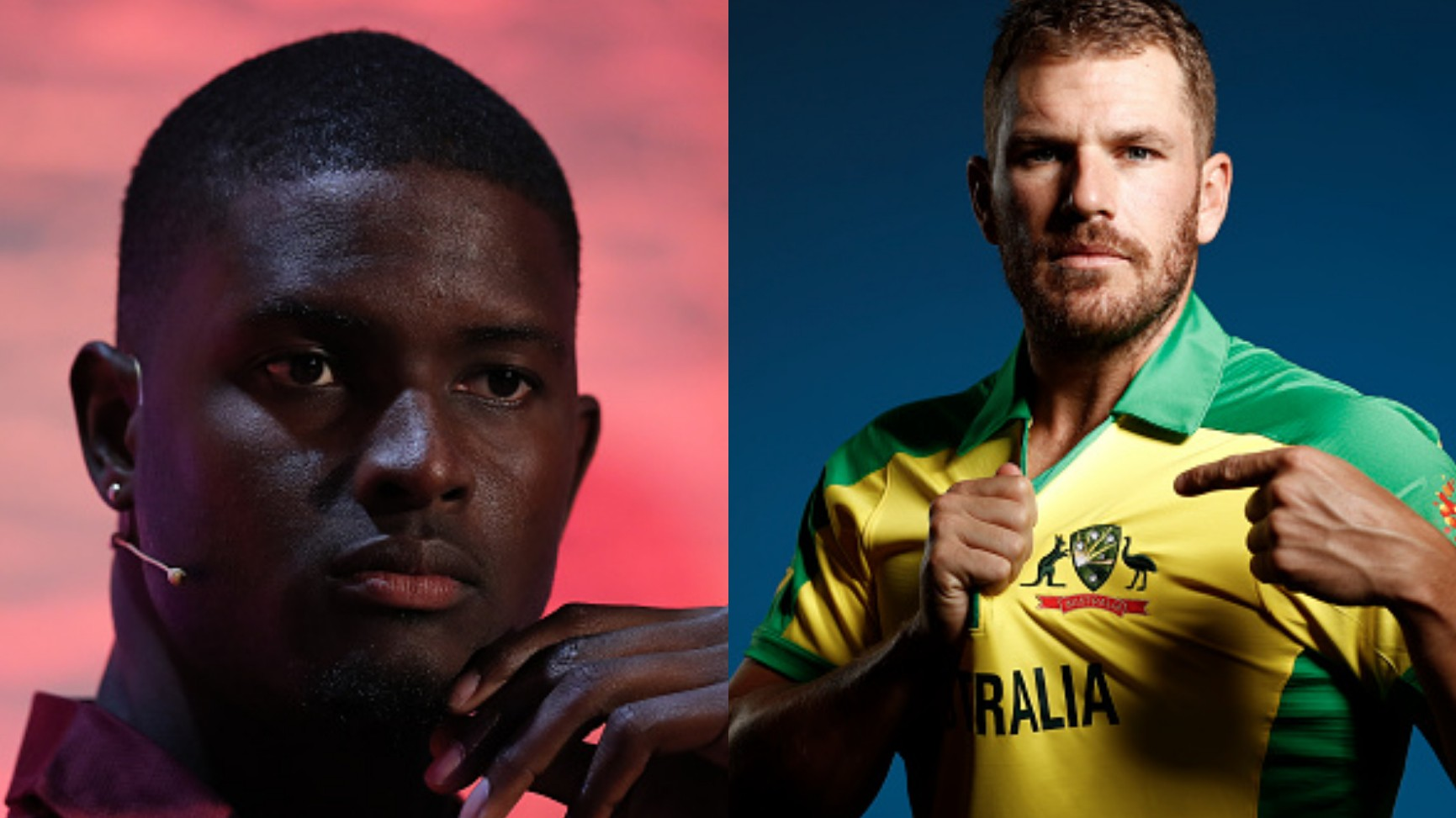 CWC 2019: Jason Holder excited for World Cup, while Aaron Finch calls England and India favorites