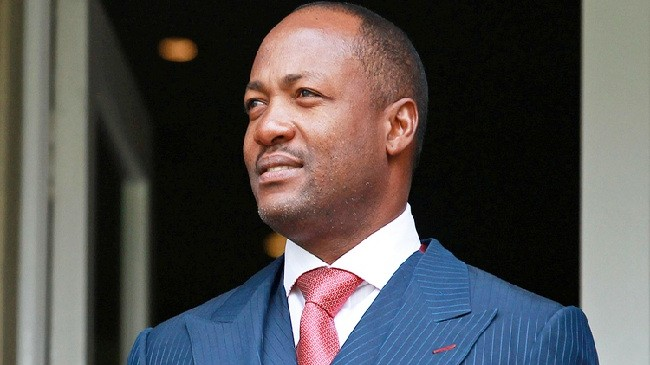 Brian Lara provides update on his health scare and subsequent hospitalization