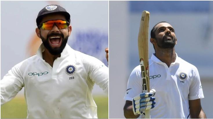 IND v SA 2019: Virat Kohli reveals the reason of benching Hanuma Vihari for Pune Test