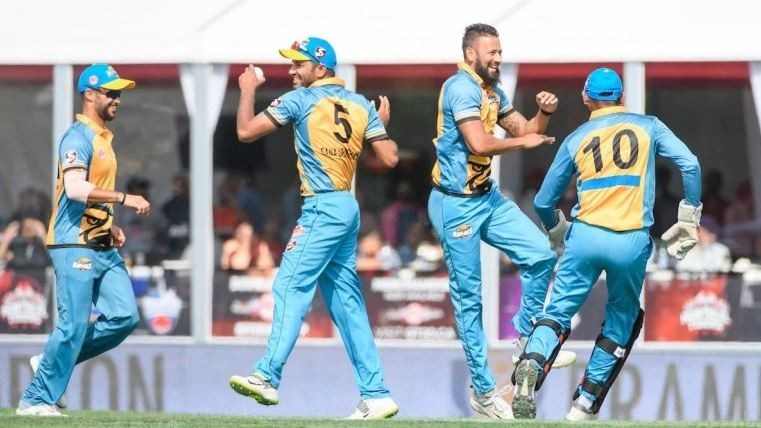 GT20 Canada 2019: Winnipeg Hawks defeat Vancouver Knights in a thrilling super-over final
