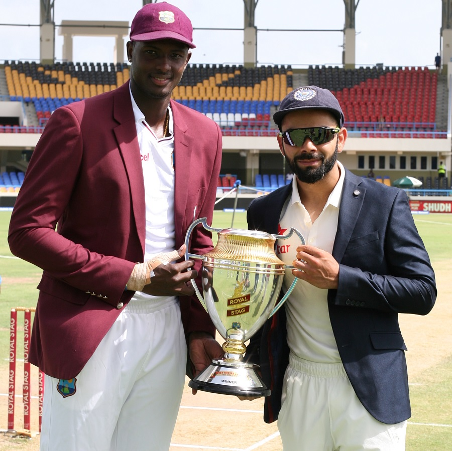 India and West Indies will play a series of two Tests in October 2018 | ESPNCricinfo Ltd