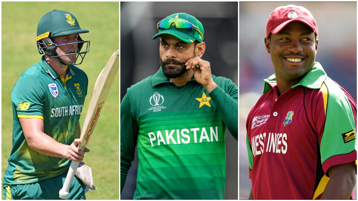 Pakistan's Mohammad Hafeez chooses five greatest batsmen of all time; includes 2 Indians