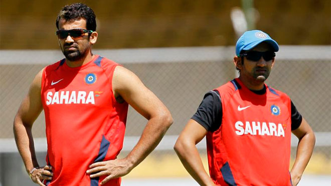 ENG vs IND 2018: Gautam Gambhir and Zaheer Khan predict the likely Test series result